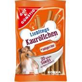 G&G Lieblings Kaurollchen Gefl Rind Psa 20szt 200g