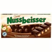 Nussbeiser Okienko Zartbitter 100g/40