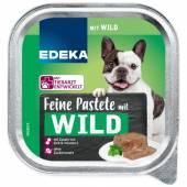 Edeka Herzhafte Bissen Pastete Wild dla Psa 300g