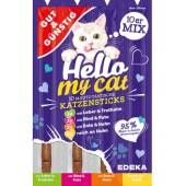 G&G Hello My Cat Katzensticks MIX 10szt 50g
