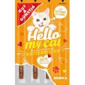 G&G Hello My Cat Katzensticks Geflugel 10szt 50g