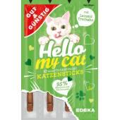 G&G Hello My Cat Katzensticks Lamm 10szt 50g