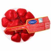 Only Hearts Milk Chocolate 100g