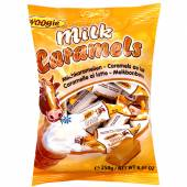 Woogie Caramels Milk 250g