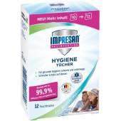 Impresan Hygiene Chusteczki 12szt