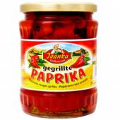 Ivanka Gegrilte Paprika 540g