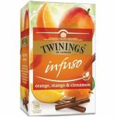 Twinings Infuso Orange Mango Cinnam Herb 20szt 30g