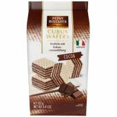 Feine Biscuits Cubus Wafers Cocoa Wafle 125g