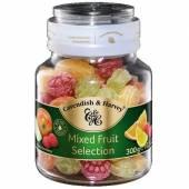 C&H Fruit Candies Dropsy Słoik 300g