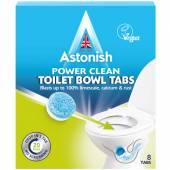 Astonish Power Clean Toilet Bowl Tabs 10szt 250g