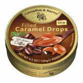 C&H Filled Caramel Drops with Coffee 130g