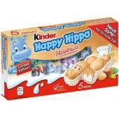 Kinder Happy Hippo Haselnuss 5szt 103,5g