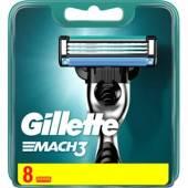Gillette Mach3 Ostrza 8szt