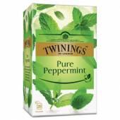 Twinings Pure Peppermint Herbata 20szt 40g
