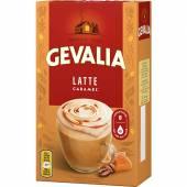 Gevalia Latte Caramel Saszetki 8szt 120g