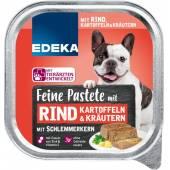 Edeka Feine Pastete Rind Kartoffeln dla Psa 300g