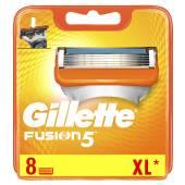Gillette Fusion Ostrza 8szt