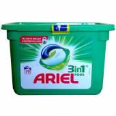 Ariel 3in1 Pods Original Caps 19p 513g