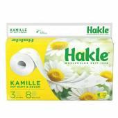Hakle Kamille Papier Toaletowy 3w 8szt