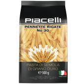 Piacelli Pennette Rigate No 30 Makaron 500g