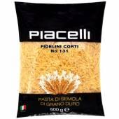 Piacelli Fidelini Corti No 131 Makaron 500g