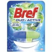 Bref Duo Active Lime & Mint Zawieszka WC 50ml