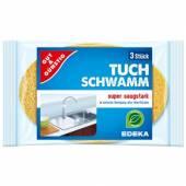 G&G Tuch Schwamm Gąbki 3szt