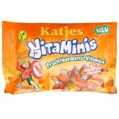 Katjes VitaMinis Fruchtbonbons Vegan Cukierki 160g