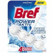Bref Pure White WC Zawieszka 50g