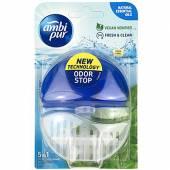 Ambi Pur Vegan Fresh Water Mint Zawieszka WC 55ml