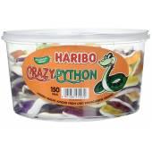 Haribo Crazy Python Żelki 150szt 1kg