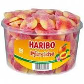 Haribo Pfirsiche Żelki 150szt 1,3kg