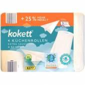 Kokett Ręczniki Papierowe +25% 4szt