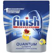 Finish Quantum Max Lemon Tabs 36szt 558g