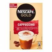 Nescafe Gold Cappuccino Saszetki 10szt 125g