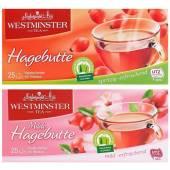 Westminster Milde / Hagebutte Herbata 25szt.