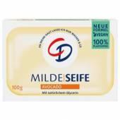 CD Milde Seife Avocado Glycerin Kostka 125g