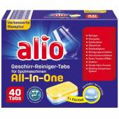 Alio All-In-One Tabs 40szt 840g